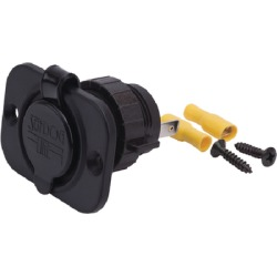 Seadog Deluxe Power Socket Complete 4261201 found on Bargain Bro India from iboats for $14.00