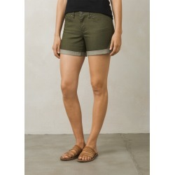 Prana Women's Kara Short Cargo Green Size 8 found on Bargain Bro India from iboats for $32.99