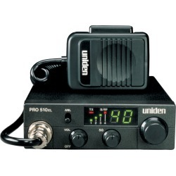 Uniden PRO510XL CB Radio w/7W Audio Output found on Bargain Bro India from iboats for $38.74