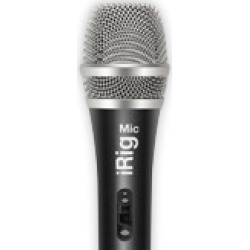 iRig MIC found on Bargain Bro Philippines from IK Multimedia for $59.99