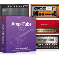 AmpliTube MAX Crossgrade