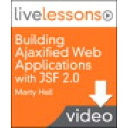 Building Ajaxified Web Applications with JSF 2.0 LiveLessons (Video Training): Lesson 1: Overview (Downloadable Version) found on Bargain Bro India from Inform It for $9.99
