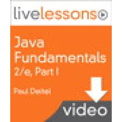 Java Fundamentals LiveLessons Parts I, II, III, and IV (Video Training): Part I, Lesson 5: Control Statements: Part 2, Downloadable Version found on Bargain Bro Philippines from Inform It for $18.69