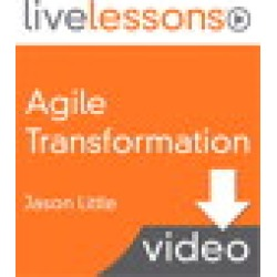 Agile Transformation LiveLessons (Video Training), Downloadable Version: Four Steps to Organizational Change found on Bargain Bro Philippines from Inform It for $254.99