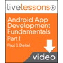 Android App Development Fundamentals I LiveLessons (Video Training): Part I, Lesson 3: Welcome App, Downloadable Version found on Bargain Bro India from Inform It for $9.99