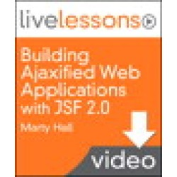 Building Ajaxified Web Applications with JSF 2.0 LiveLessons (Video Training): Lesson 4: ManagedBeans (Downloadable Version) found on Bargain Bro India from Inform It for $8.49