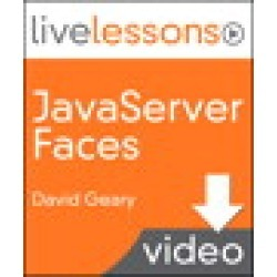 JavaServer Faces LiveLessons (Video Training), Downloadable Video