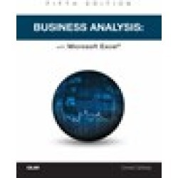 Business Analysis with Microsoft Excel