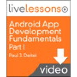 Android App Development Fundamentals I LiveLessons (Video Training): Part I, Lesson I: Setting Up Your Development Environment, Downloadable Version found on Bargain Bro from Inform It for USD $3.22