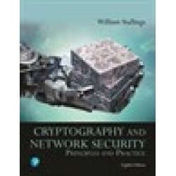 Pearson eText Cryptography and Network Security: Principles and Practice - Access Card