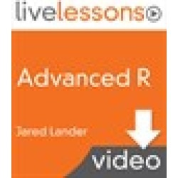 Advanced R Programming LiveLessons: Tools for Greater Productivity and Machine Learning found on Bargain Bro India from Inform It for $239.99