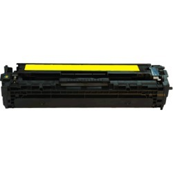 Compatible HP 128A CE322A Yellow Toner Cartridge found on Bargain Bro UK from internet ink