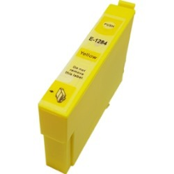 Compatible Epson T1284 Ink Cartridge Yellow found on Bargain Bro UK from internet ink