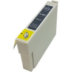 Compatible Epson T0801 Black Ink Cartridge found on Bargain Bro UK from internet ink