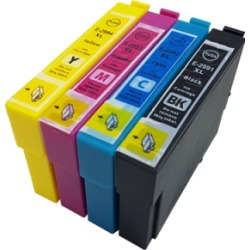 Compatible Epson 29XL Multipack T2996 Ink Cartridges BK/C/M/Y found on Bargain Bro UK from internet ink