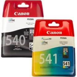 Canon PG-540/CL-541 Multipack Ink Cartridge BK/C/M/Y Original found on Bargain Bro UK from internet ink