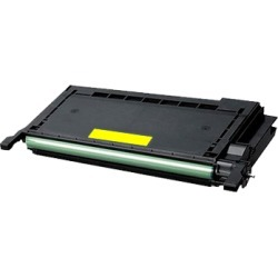 Compatible Samsung CLT-Y5082L Yellow High Capacity Toner Cartridge found on Bargain Bro UK from internet ink