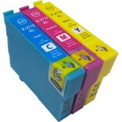 Compatible Epson 27XL T2705 Colour Ink Cartridge Multipack C/M/Y found on Bargain Bro UK from internet ink