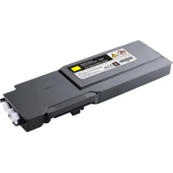 Dell 593-11120 Extra High Capacity Yellow Toner Cartridge found on Bargain Bro UK from internet ink