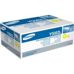 Samsung CLT-Y5082L Yellow High Capacity Toner Cartridge found on Bargain Bro UK from internet ink
