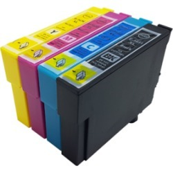 Compatible Epson 16XL Multipack T1636 Ink Cartridges BK/C/M/Y found on Bargain Bro UK from internet ink