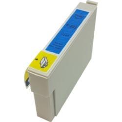 Compatible Epson T0802 Ink Cartridge Cyan