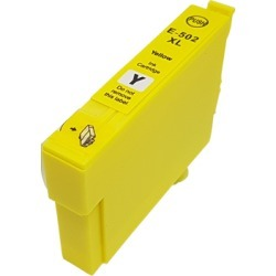 Compatible Epson 502XL Ink Cartridge Yellow found on Bargain Bro UK from internet ink