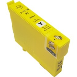 Compatible Epson 27XL T2714 Yellow Ink Cartridge found on Bargain Bro UK from internet ink