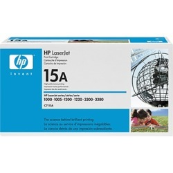 HP 15A C7115A Black Toner Cartridge found on Bargain Bro UK from internet ink