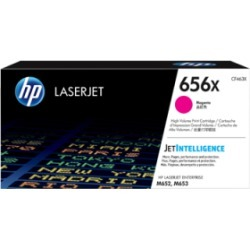 HP 656X High Capacity Magenta Toner Cartridge - CF463X found on Bargain Bro UK from internet ink