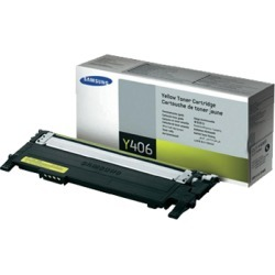 Samsung CLT-Y406S Yellow Toner Cartridge found on Bargain Bro UK from internet ink