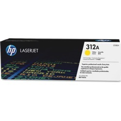 HP 312A CF382A Yellow Toner Cartridge found on Bargain Bro UK from internet ink