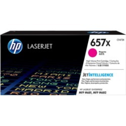 HP 657X High Capacity Magenta Toner Cartridge - CF473X found on Bargain Bro UK from internet ink