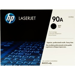 HP 90A CE390A Black Toner Cartridge found on Bargain Bro UK from internet ink