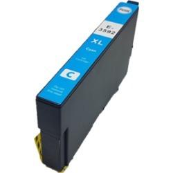 Compatible Epson 35XL T3592 Ink Cartridge Cyan