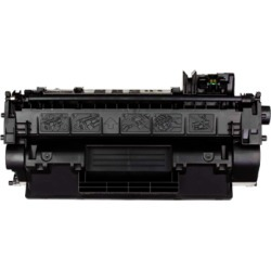 Compatible HP 05A CE505A Toner Cartridge Black found on Bargain Bro UK from internet ink