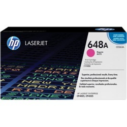 HP 648A CE263A Toner Cartridge Magenta Original found on Bargain Bro UK from internet ink