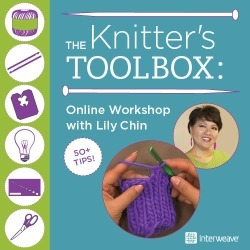 The Knitter's Toolbox Online Workshop found on Bargain Bro from Interweave Store for USD $20.51