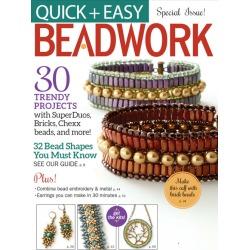 Quick + Easy Beadwork, 2016 Digital Edition