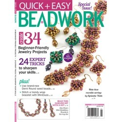 Quick + Easy Beadwork, 2017 Digital Edition