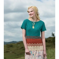 Sierra Sweater Crochet Pattern Download found on Bargain Bro Philippines from Interweave Store for $5.50