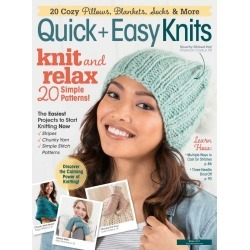 Quick + Easy Knits Digital Edition
