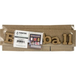 Foundations Decor Shadow Box Kit Baseball found on Bargain Bro India from JOANN Stores for $7.49