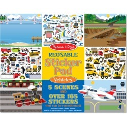 Reusable Sticker Pad Vehicles found on Bargain Bro India from JOANN Stores for $4.79
