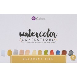 Decadent P - watercolor Confe ctns - Paper Crafting - Scrapbook Supplies at JOANN