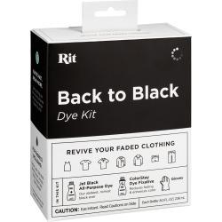 Rit Back to Black Dye Kit