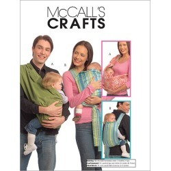 BEST BUY McCall's Crafts Baby Carriers – M5678