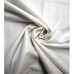 Yaya Han Cosplay Stretch Fabric White Scuba Hexagon - 2 Yrds Min found on Bargain Bro Philippines from JOANN Stores for $11.24