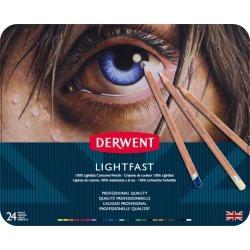 Derwent Lightfast Pencil Tin Set, 24pc