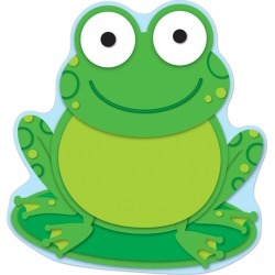 Frog Accents 36 pk, Set Of 6 Packs